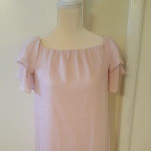 Dresses & Skirts - Pink Silky Dress